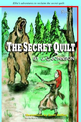 The Secret Quilt (Paperback)