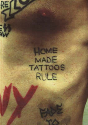 Thomas Jeppe: Home Made Tattoos Rule (Paperback)