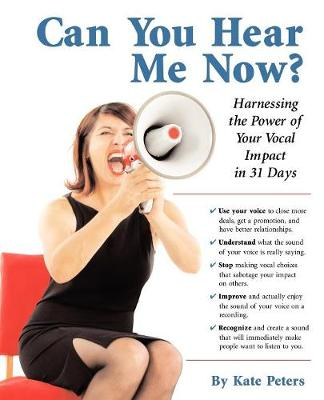 Can You Hear Me Now? (Paperback)