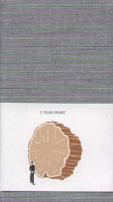 5 Year Diary (Hardback)