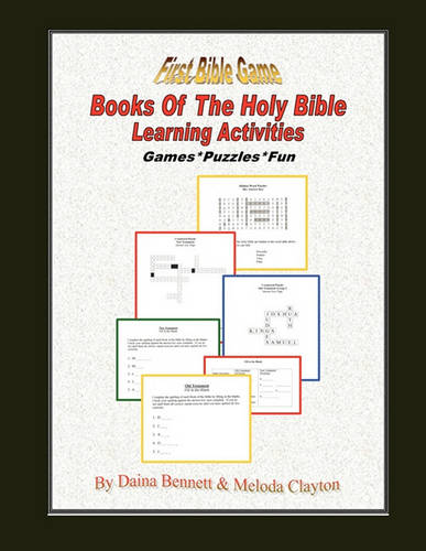 Books of the Holy Bible Learning Activities (Paperback)