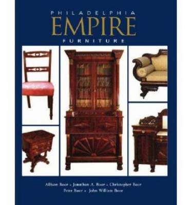Philadelphia Empire Furniture (Hardback)