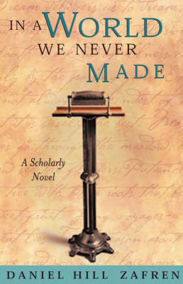 In a World We Never Made (Paperback)