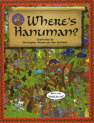 Where's Hanuman? (Paperback)