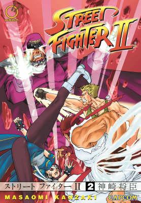 Street Fighter II: v. 2: The Manga (Paperback)