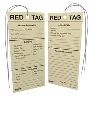 ISO 5S Tags