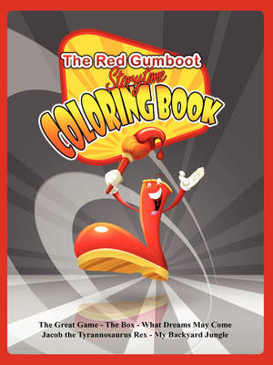 The Red Gumboot Storytime Coloring Book (Paperback)