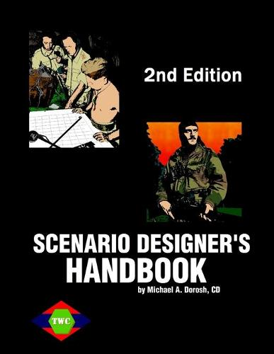 Scenario Designer's Handbook (2nd Ed.) (Paperback)
