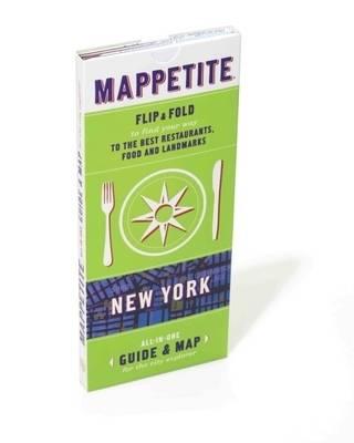 Mappetite New York (Sheet map, folded)