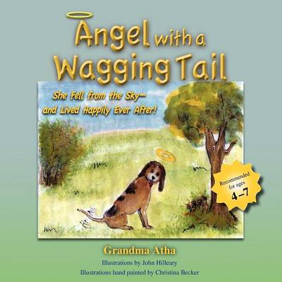 Angel with a Wagging Tail (Paperback)