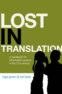 Lost In Translation (Paperback)