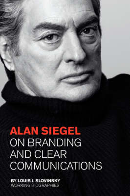 Alan Siegel: On Branding and Clear Communications (Large Edition) (Paperback)