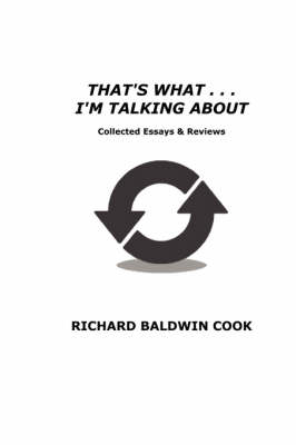 That's What I'm Talking about (Paperback)