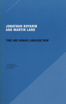 Time and Human Language Now (Paperback)