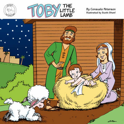 Toby the Little Lamb (Paperback)