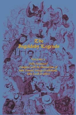 The Ingoldsby Legends, Volume 2 (Paperback)