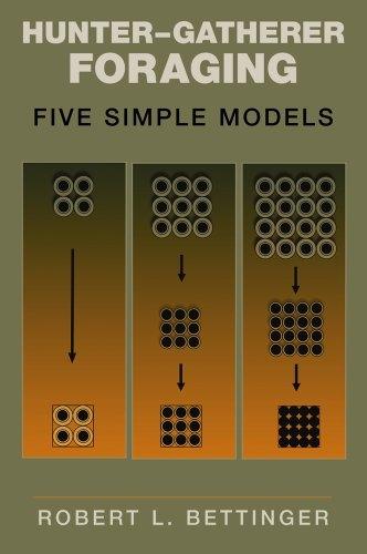 Hunter-Gatherer Foraging: Five Simple Models (Paperback)