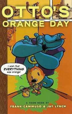 Otto's Orange Day (Paperback)