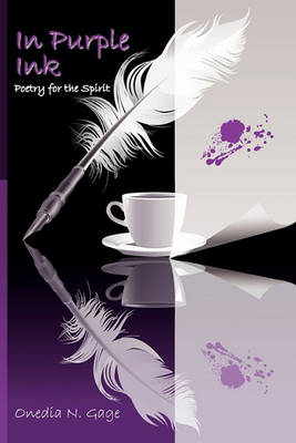In Purple Ink: Poetry for the Spirit (Paperback)