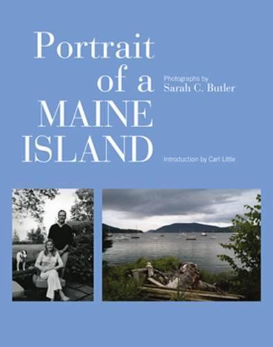 Portrait of a Maine Island: A Visually Layered Place (Hardback)