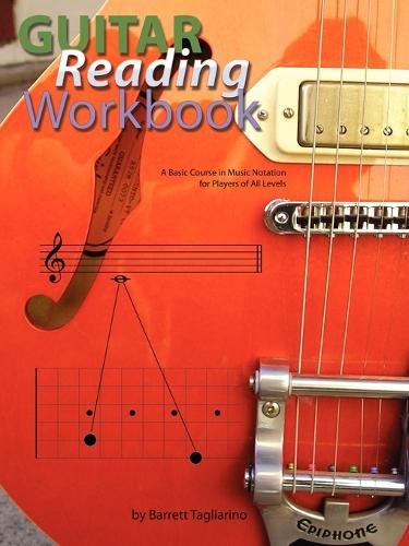 Guitar Reading Workbook (Paperback)