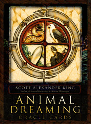 Animal Dreaming Oracle: Oracle Card and Book Set