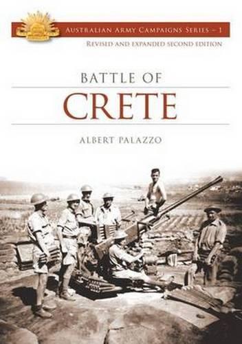 Battle of Crete (Paperback)