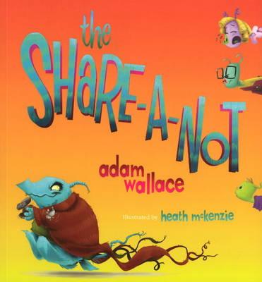 Share-a-Not (Hardback)