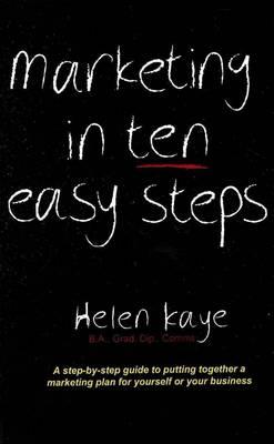 Marketing in Ten Easy Steps (Paperback)