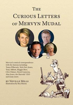 The Curious Letters of Mervyn Mudal (Paperback)