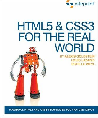 HTML5 and CSS3 in the Real World (Paperback)
