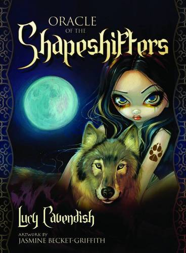 Oracle of the Shapeshifters: Book & Oracle Set