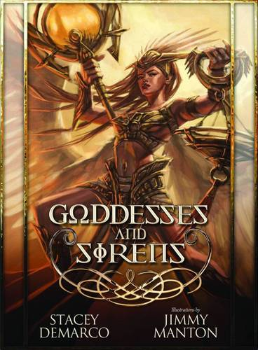 Goddesses & Sirens Oracle: Book & Oracle Set