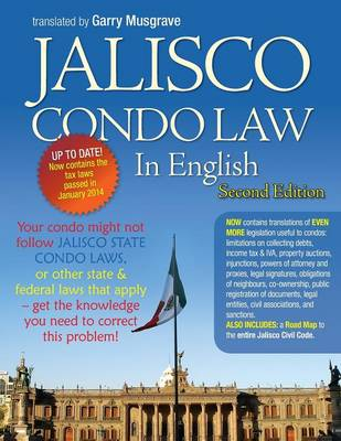 Jalisco Condo Law in English - Second Edition (Paperback)