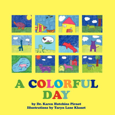 A Colorful Day (Paperback)
