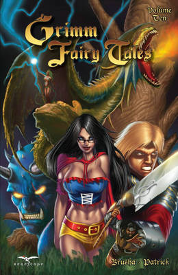 Grimm Fairy Tales Volume 10 (Paperback)