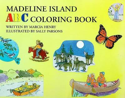Madeline Island ABC Coloring Book (Paperback)