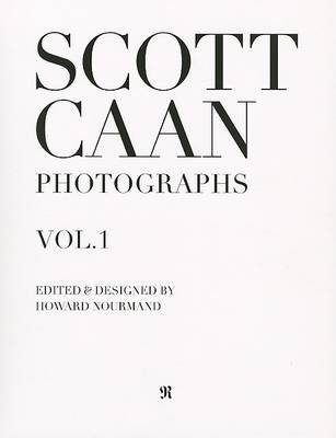 Scott Caan Photographs (Hardback)