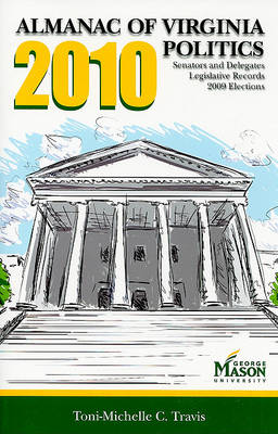 Almanac of Virginia Politics 2010 (Paperback)