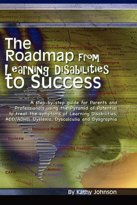 The Roadmap from Learning Disabilities to Success (Paperback)