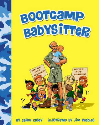 Bootcamp Babysitter (Hardback)