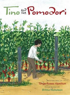 Tino and the Pomodori (Hardback)