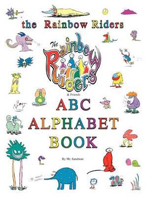 The Rainbow Riders ABC Safari Book (Hardback)
