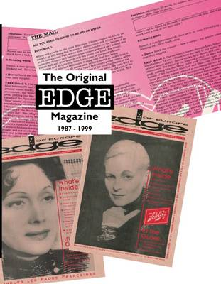 The Original Edge Magazine: 1987-1999 - The Edge (Paperback)