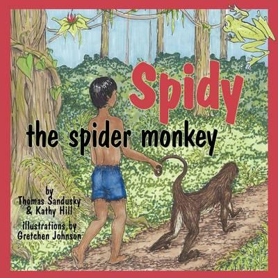 Spidy the Spider Monkey (Paperback)