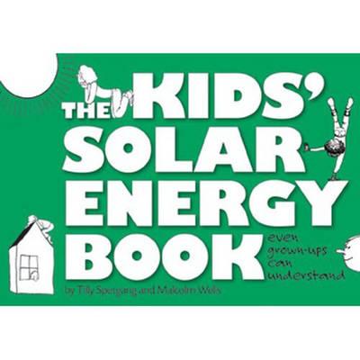 The Kids' Sloar Energy Book (Hardback)