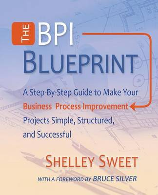 The Bpi Blueprint: A Step-By-Step Guide to Make Your Business Process Improvement Projects Simple, Structured, and Successful (Paperback)