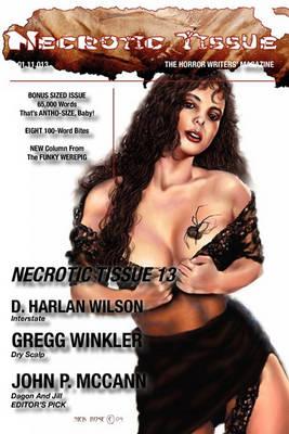 Necrotic Tissue, Issue #13 (Paperback)