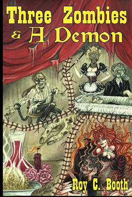 Three Zombies and a Demon (Paperback)