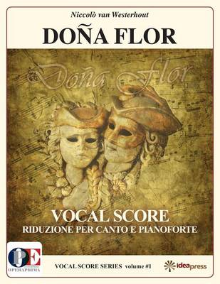 Dona Flor Vocal Score (Paperback)